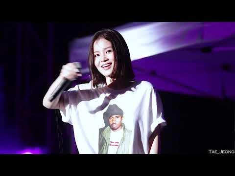 [180916] 이하이 (LEE HI) - 1,2,3,4 + 나는 달라 @Let's Rock Festival By. TaeJeong