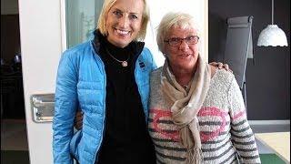 Karen Marie Ellefsen NRK på Skjeberg Folkehøyskole