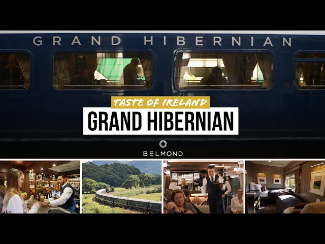 Belmond Grand Hibernian: Taste of Ireland - Luxury Train | Luxuszug Irland