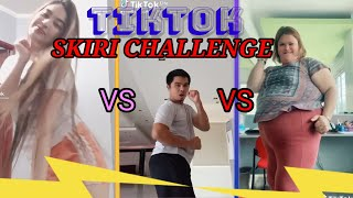 skiri-skiri Tiktok Dance#(Tiktok challenge Compilation)Showdown 2021