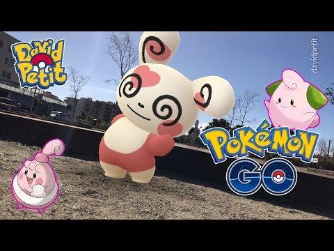 EMPEZANDO SAN VALENTÍN! TODO LO NUEVO QUE NOS TRAE ESTE EVENTO! [Pokémon GO-davidpetit] thumbnail