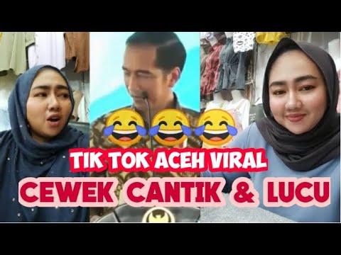 ACEH CANTIK U0026 LUCU - TIK TOK CEWEK ACEH VIRAL #1