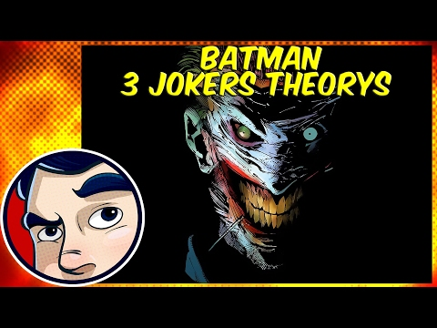 Batman 3 Jokers Theories Discussion with JAWIIN