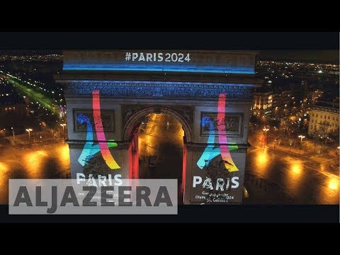Paris bids strong for 2024 Olympics