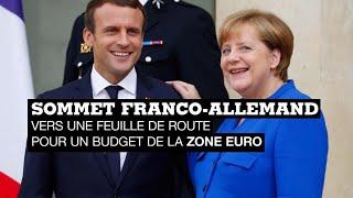 Budget de la zone euro : Paris espère un accord