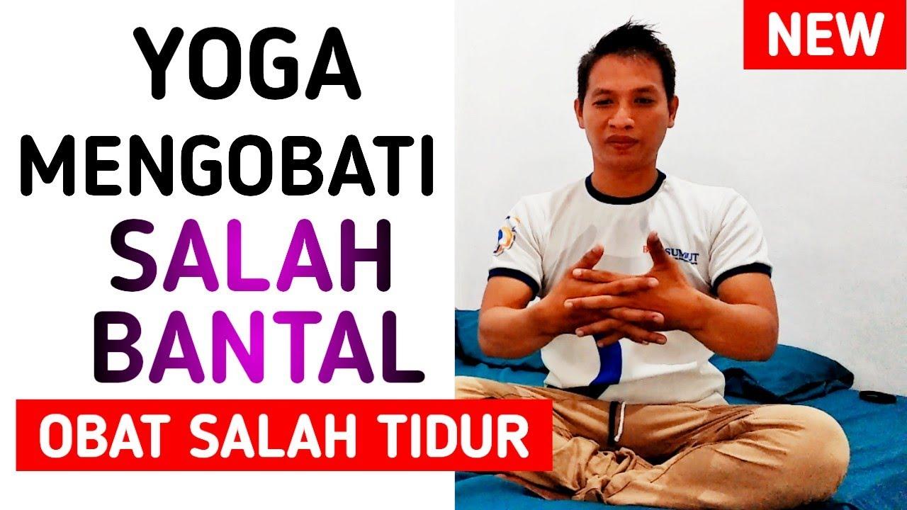 Salah Bantal Hilang Dengan Gerakan Ini Yoga Untuk Mengobati Salah Tidur Atau Salah Bantal Youtube