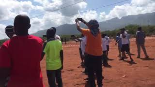 Raj deere in Mkwawa Rally of Morogoro 2018