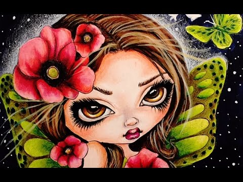 Adult Coloring Book Pt 2 Of 3 Jasmine Becket Griffith