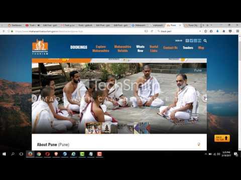 Maharashtra Tourism : Pune The Cultural Capital