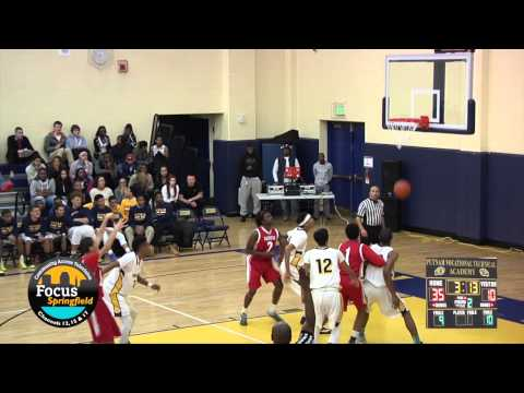 Boys Basketball - Commerce vs. Putnam 1-2-15
