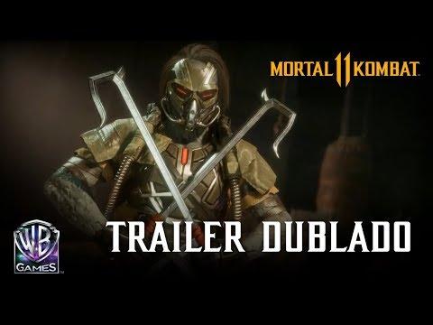Mortal Kombat 11 - Kabal (Trailer de Revelação Dublado PT-BR)