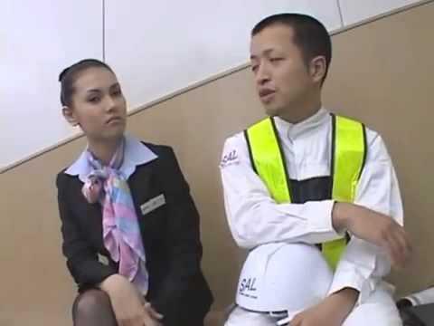 Video Ciuman Maria Ozawa aka Miyabi dengan Seorang Pilot