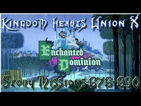 Kingdom Hearts Union X (Cross)   Story   676 - 690 (FINAL STORY VIDEO)