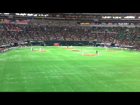 福岡ソフトバンクホークス松田宣浩 応援歌 2018315