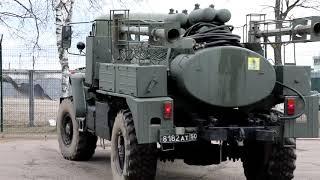 Проверка готовности войск РХБЗ к возникновению угрозы заражения и распространения вирусных инфекций