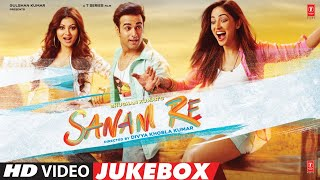 'SANAM RE' - Video Jukebox | Pulkit Samrat, Yami Gautam, Divya Khosla Kumar | T-Series