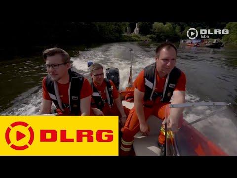 DLRG Westfalen übt den Ernstfall