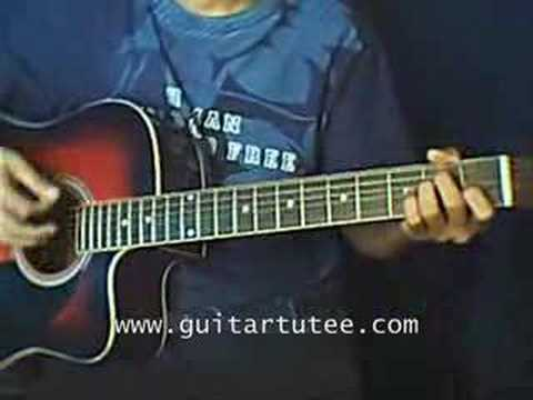 Take A Bow (of Rihanna, by www.guitartutee.com)