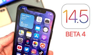 iOS 14.5 Beta 4 Released - What's New?