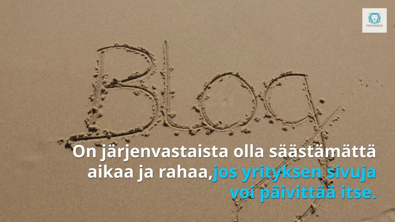 Wordpress Kotisivut