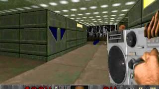 Doom II Rickroll Style