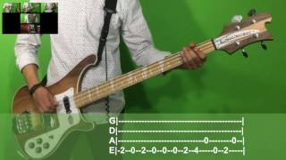 Скачать Twenty One Pilots We Don T Believe What S On TV Bass Cover With Tab