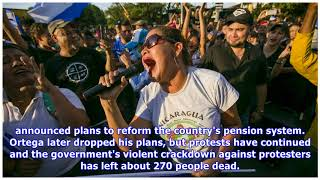 Reports: Nicaragua Crackdown Claims 10 More Lives