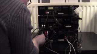 Donated Technics Seperates Audio system :o) (Mordaunt Short Speakers)