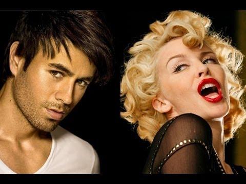Kylie Minogue Ft. Enrique Iglesias + Nuevos detalles del regreso de Kylie