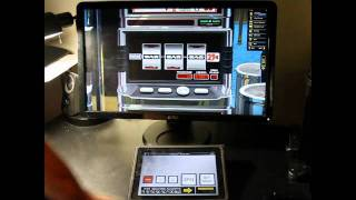 Masque Slots Panel using Custom Keys for the iPad