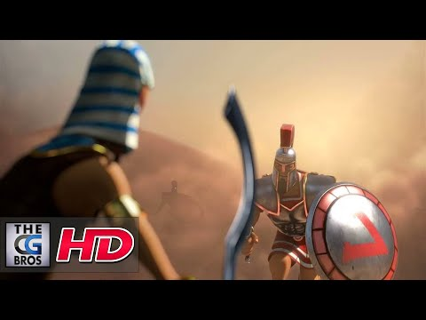 "CGI Animated Trailer : ""Age of Empires""  by - Flaunt Productions"