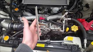 Forester XT Turbo Upgrade Part 2: Fuel Setup and Boost Leak