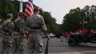 Fisher's ATV World - 1st Annual Purple Heart Trail Ride at Hatfield~McCoy Trails (FULL/EXTENDED)