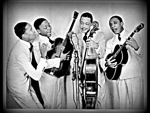 "The Ink Spots 1 ""If I Didn't Care""-"" Someone's Rocking My Dreamboat"""