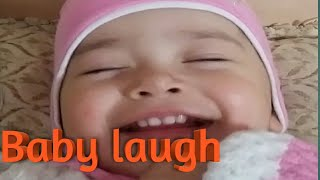 Baby laugh sound effect