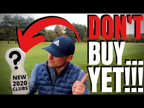 DON'T BUY NEW GOLF CLUBS... YET!