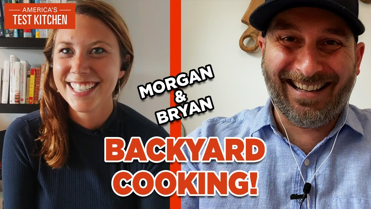 Ask the Test Kitchen with Morgan Bolling and Bryan Roof From Cook's Country