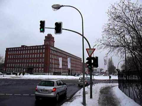 Upgraded Rohrdamm - Motarsstrasse signals II