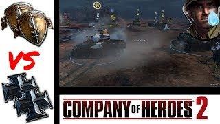The Arsenal of Democracy - Company of Heroes 2 Replay Cast - Game #253