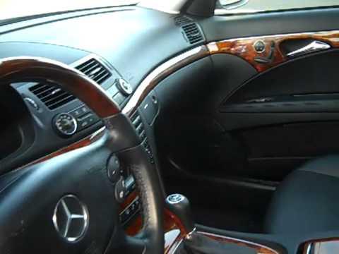 2007 mercedes benz e320 cdi diesel at mercedes benz of for Mercedes benz of chantilly