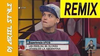 """""""ME GUSTA EL TECH-NO"""" (REMIX) [@UriMerlini]"""