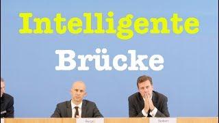 15. August 2018 - Bundespressekonferenz - RegPK