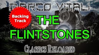 the flintstones - backing track - rock metal version - marco vitali