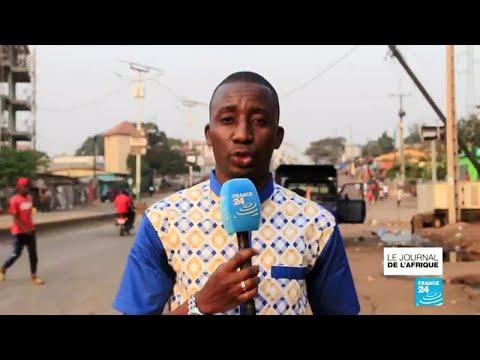 Contestation en Guinée : deux morts lors d'une mobilisation anti-Condé à Conakry