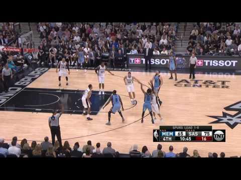 Memphis Grizzlies at San Antonio Spurs - April 17, 2017