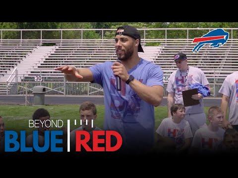 Micah Hyde | Beyond Blue and Red | Buffalo Bills