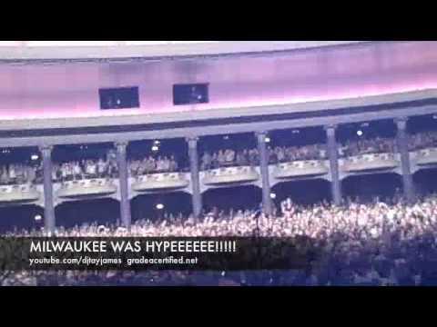 MILWAUKEE WAS HYPE