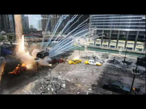 Linkin Park The Catalyst Lyrics (Transformers 3) Filming Subtitulado