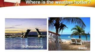 Презентация The Seasons and the Weather