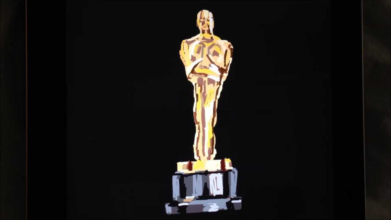 Draw Something Academy Award Oscar Jigsaw Sky High Youtube